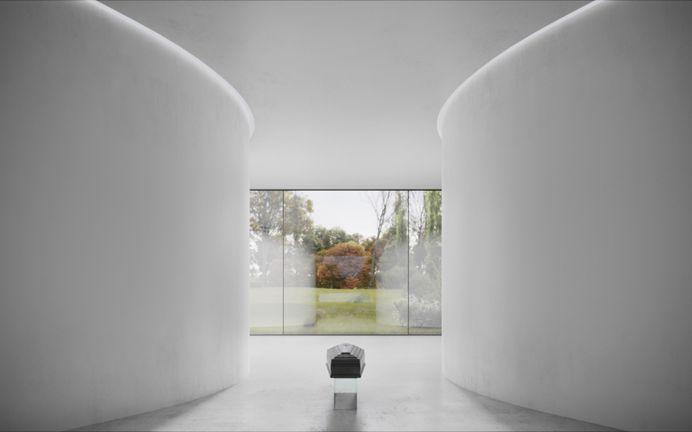 HofmanDujardin: Funeral Ceremony Centre   Sgustok Design