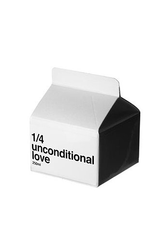 1/4 Unconditional Love #packaging #product