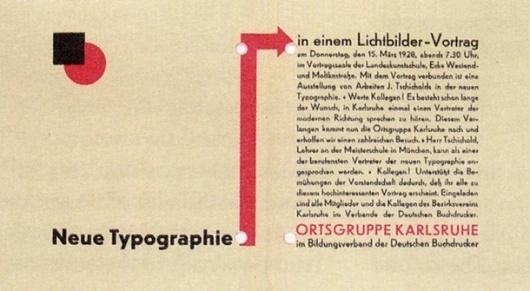Thinking Jan Tschichold. 04 02 1902 | THINKINGFORM #neue #typographie