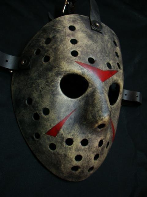 Hockey Mask #jason #friday #cinema #13th