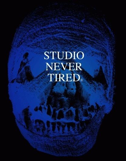 STUDIO NEVER TIRED® / ALESSIO SCHIAVON - Graphic Design, Creative consulting #skull #design #poster