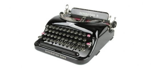 Needs/Wants Magazine - Part 6 #remington #typewriter