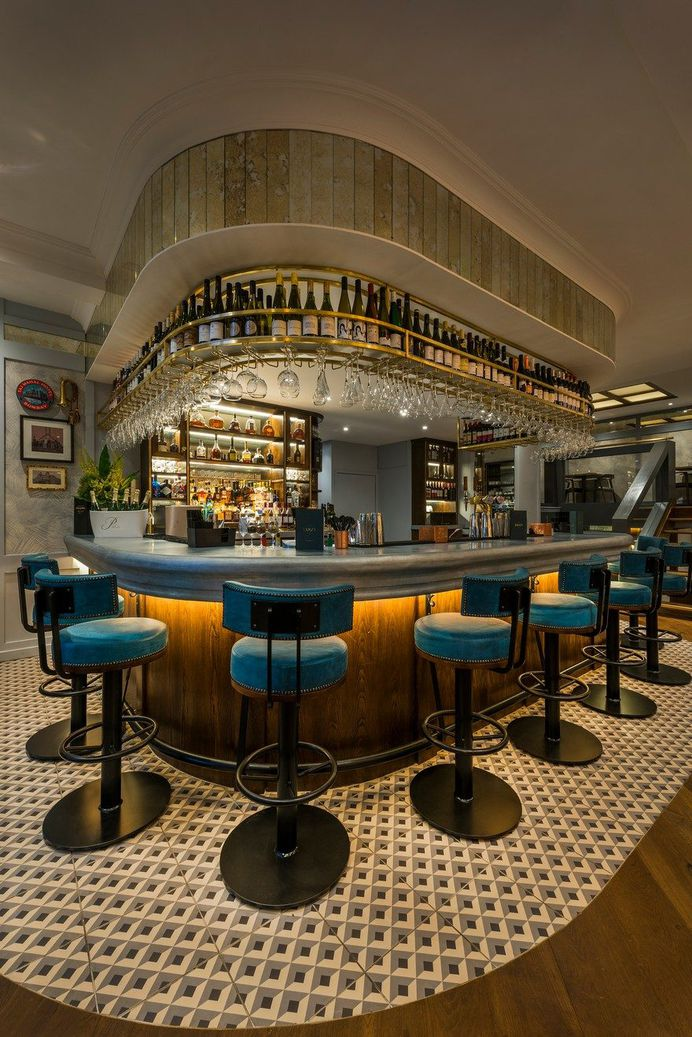 Faber Design & Architecture Transforms Indian Restaurant, Lasan 1