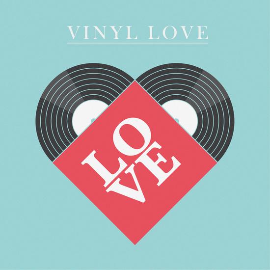 Vinyl Love by Davies Babies