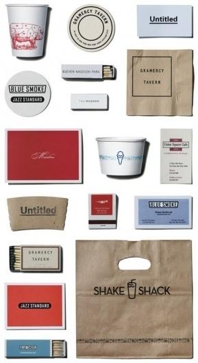 ABC / pieces of danny meyer's empire #branding