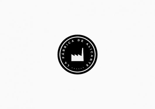 Logos 2010 - 2012 on the Behance Network #las #f33 #cigarreras #black #fiore #mariano #identity #murcia #logo #alicante