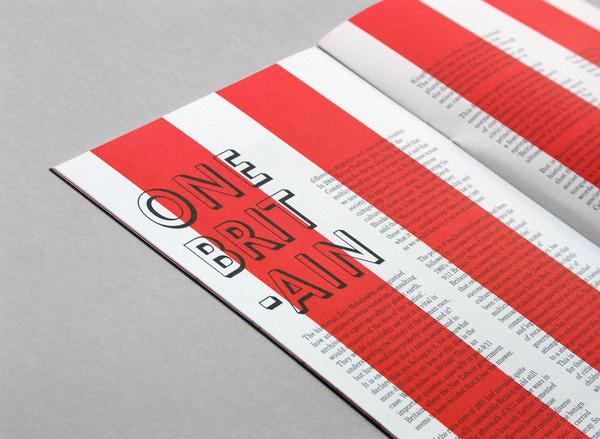 No.Zine #zines #print #typography