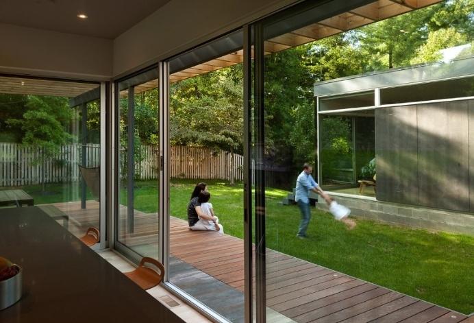 Casa Abierta – courtyard house
