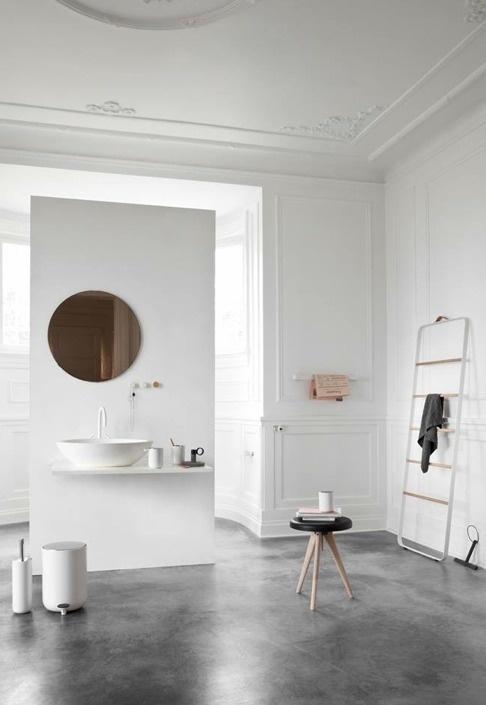 Penrille #mirror #kitchen