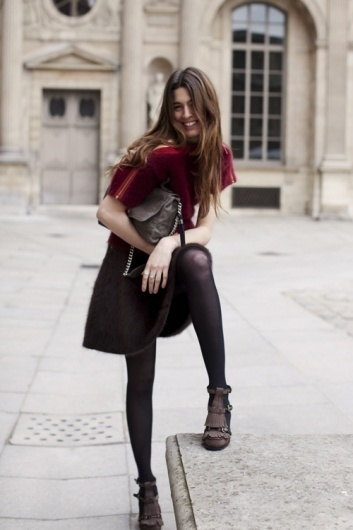 The Sartorialist #fashion #photography #sartorialist