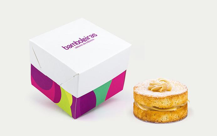 Mini-bolo #young #branding #packaging #colorful #brasil #paper #cake #bakery #baker #design #brand #purple #sao #logo #logotype #box #megalodesign #megalo #brazil #package #paulo