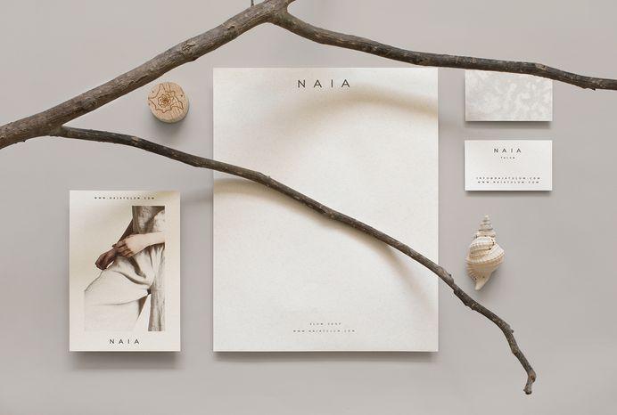 Naia on Behance
