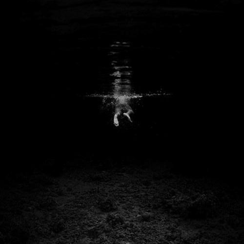 Avoiding elevators and taking the steps. #photography #dark #water #swim