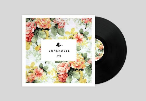 Nature vs Nurture series: coming soon Noah Collin #album #design #cover #vinyl #flowers