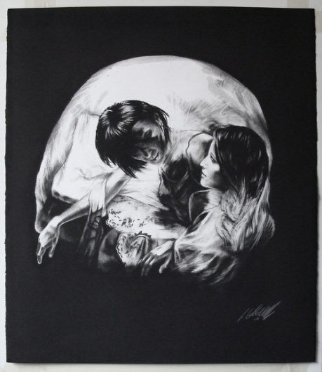 Skull no1. Tom French is a UK based contemporary... - Designers Go To Heaven
