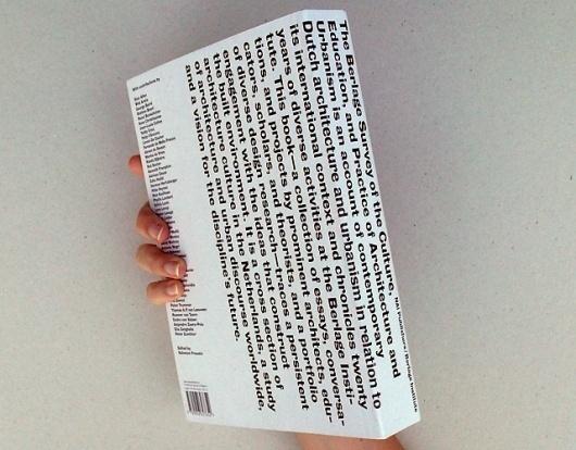 01berlage.jpg 640×500 pixels #jacket #typography #book #colour #1