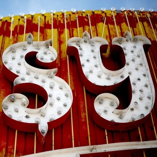 All sizes | Neon Sign Museum | Flickr - Photo Sharing! #eighthourday #sign #graveyard #type #neon