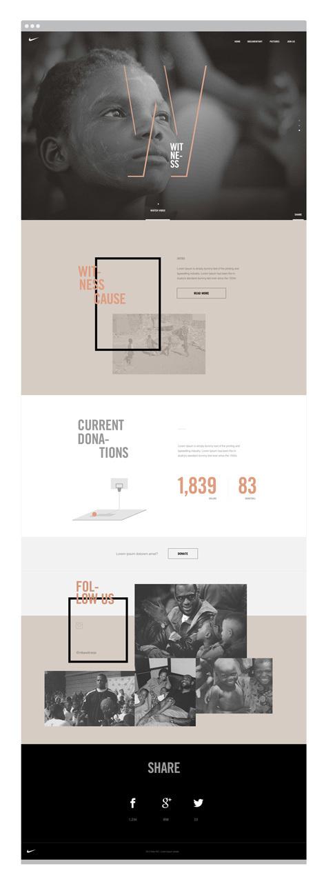 vitor andrade via @grainedit #design #graphic #web