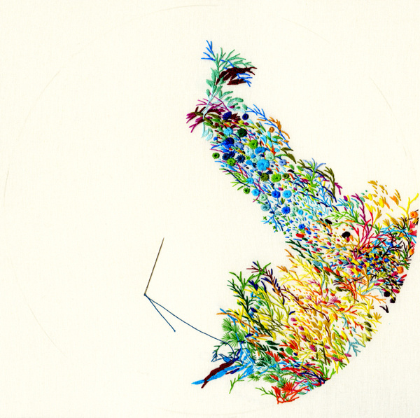 ::::::::::::::::::::::::::::::::::::::::::::::::: #embroidery #illustration #design #art