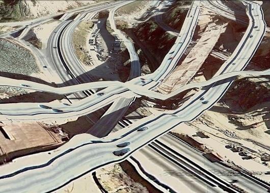 Bridges : clementvalla #google #earth #architecture #art #valla #clement