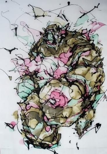 Mr Jago #abstract #lines #graffiti #art #character #jago #mr