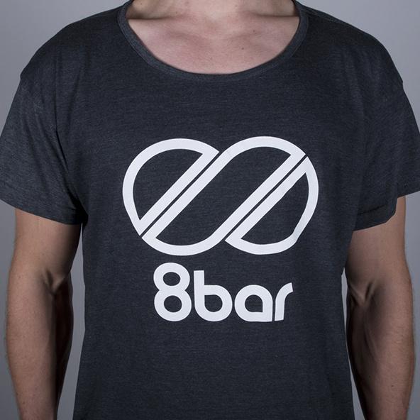 8Bar T-shirt #fashion #design #tshirt #typography