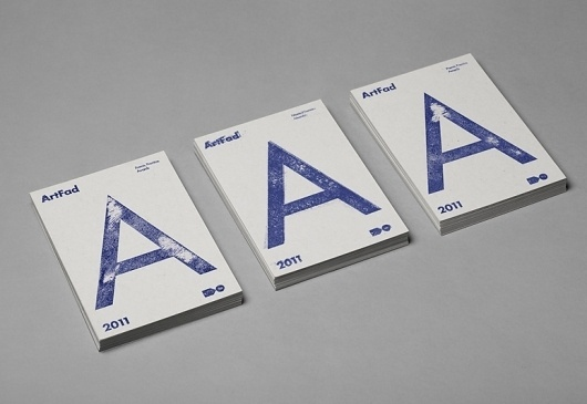 Artfad flyer | Hey #type #flyer #silkscreen