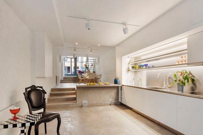 Stockholm Loft Apartment