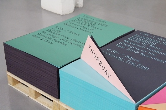 MadeThought × GF Smith — SI Special   September Industry #exhibition #print #identity