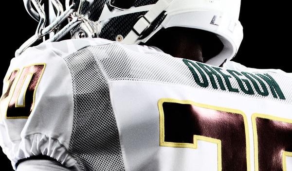 2012_Nike_Football_Oregon_Ducks_Uniform new_jersey close up pro combat #nike #uniform #football #oregon