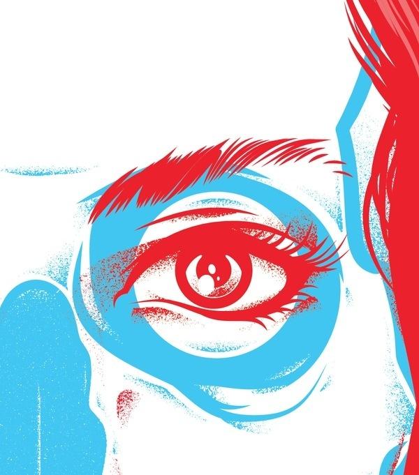 100% vector by Musketon #musketon #vector #print #design #eyebrow #eye #illustration #digital #art