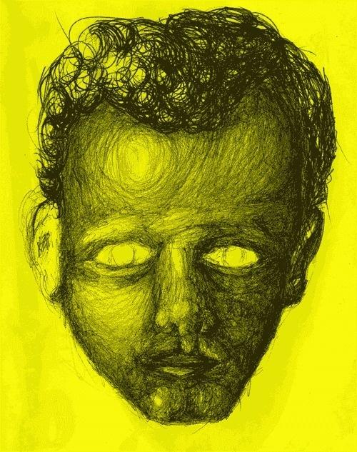 Le Loup Du Temps : pfdfndr #animation #temps #loup #yellow #gif #le #du