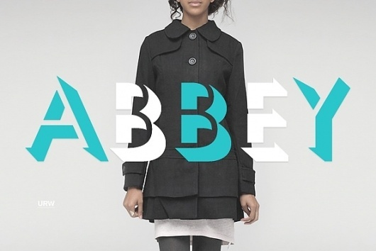 Fonts - Umbra by URW++ - YouWorkForThem #typography