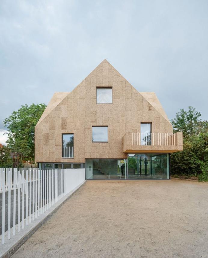 Corkscrew House