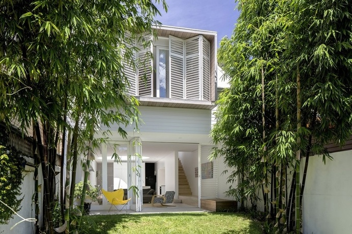 House C3 – a Modern Delicately Detailed and Proportioned House
