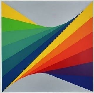 Herbert Bayer — The New Graphic #bright #color #modern