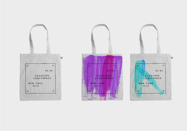 CC : Jesica Sleifca graphic designer #bag