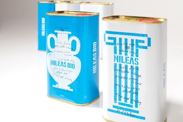 Greek packaging design Nileas #greek #packaging #design #greece #nileas