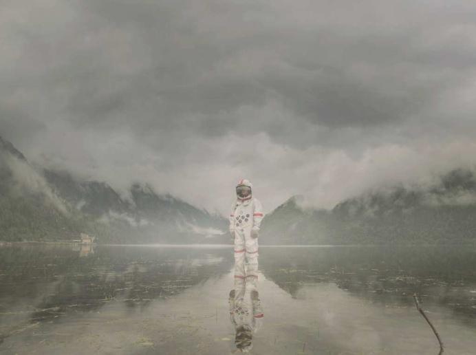 Space Travels Through Norway by Ole Marius Joergensen