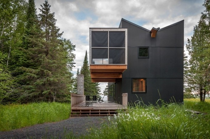 Family retreat #architecture #retreat #Minnesota