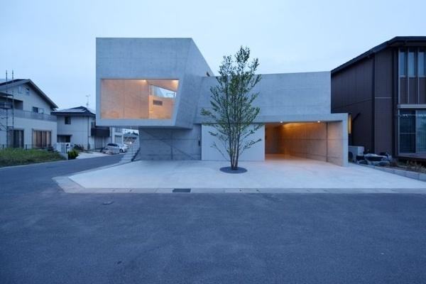 http://leibal.com/architecture/tsutsumino/ #modern #design #minimalism #minimal #leibal #minimalist