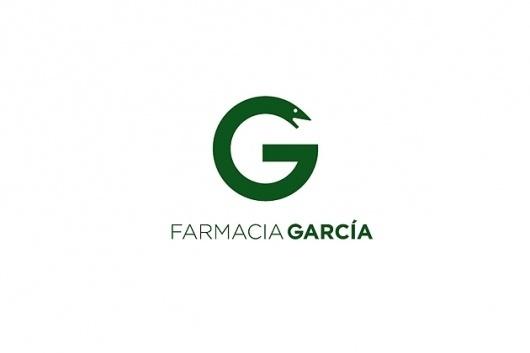 Modesto García · Diseño de Identidad Corporativa #logotype #pharmacy #spain #branding #madrid #garca #mlaga #modesto #green