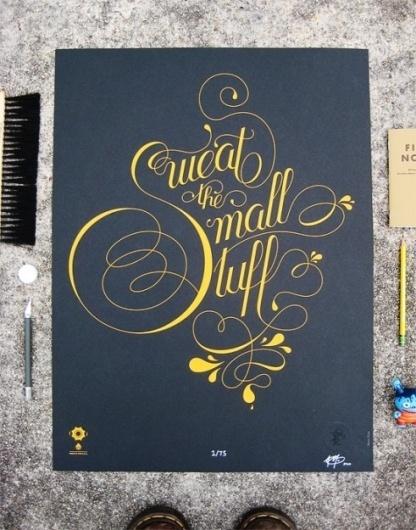 Alonzo Felix | Design & Illustration ($20-50) — Svpply #ornate #print #design #poster #typography
