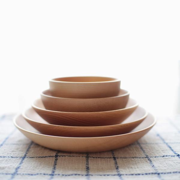 Cara Dish and Bowl by Ono Rina #minimalist #design #minimal