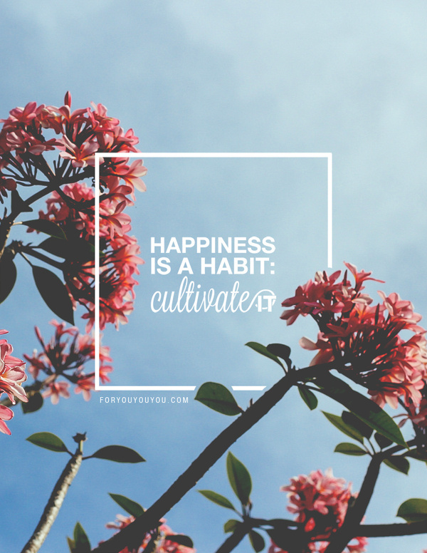 ForYouYouYou - Originally done on February 25, 2013 #sky #design #happiness #photography #habit #art #graphics #flowers #typography