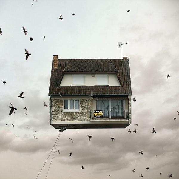 HOUSE 3 #illustration #design #photography