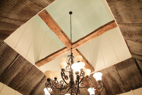 Beams & Accents work in #Kentucky. Worked By - #OldWorldTimber