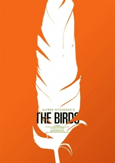 the_birds.jpg (image) #movie #birds #hitchcock #poster #film