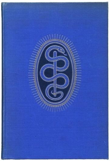 Freaky Fauna's Tumblr - De Noordelijkste Dokter ter Wereld by Aage... #medicine #book #snake #cover #blue