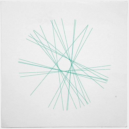 #258 Iris– A new minimal geometric composition each day
